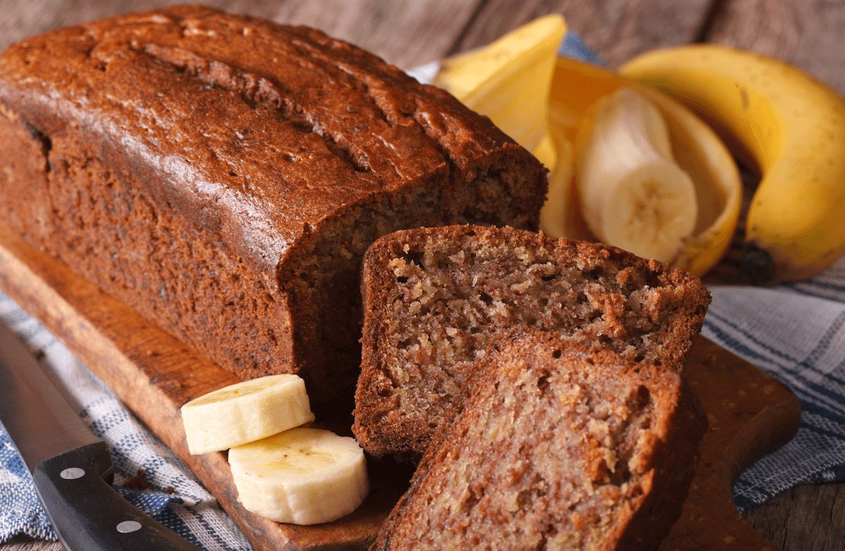Best Vegan Banana Bread Recipe Sparkrecipes