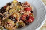 Black Bean, Rice & Vegetable - Southwest Kick