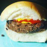 Black Bean and Tuna Burgers
