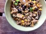 Black Beans and Rice on a Budget