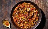 Black-Eyed Peas with Mushrooms
