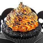 Atkins Black Velvet Cupcakes