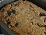Blueberry Bran Muffins or Cake