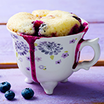 Atkins Blueberry Cloud Muffin