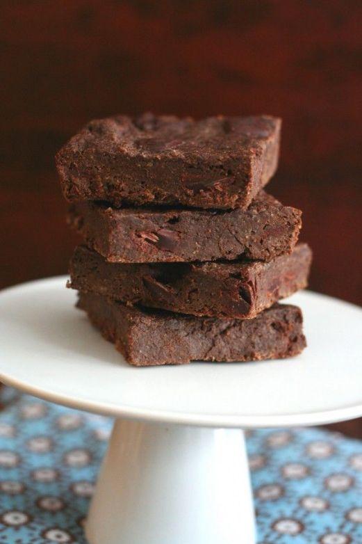 Bob's Redmill Mocha Chocolate Chunk Chia Seed Brownies Redux
