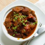 Braised Beef w/ Balsamic Tomatoes