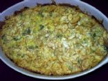 Broccoli Casserole with Cheese Low Carb