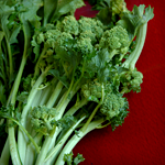 Atkins Broccoli Rabe Parmigiano