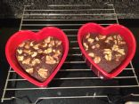 Brownies - Just three brownies!