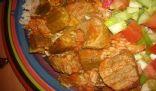 Buffalo Okra Stew (Bamia)