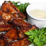 Atkins Buffalo Chicken Wings