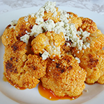 Atkins Buffalo Hot Wing Cauliflower
