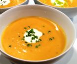 Butternut soup, non dairy
