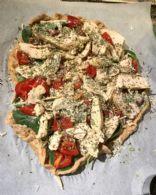CORNIE'S KITCHEN ARTISAN PIZZA— No Added Salt