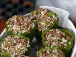 Cajun Stuffed Bell Peppers