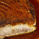 Keto Cajun Blackened Tuna