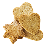 Atkins Cardamom Butter Cookies