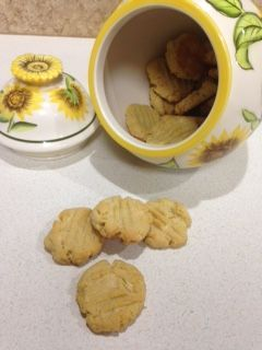 Caro's Keto Almond Cookies