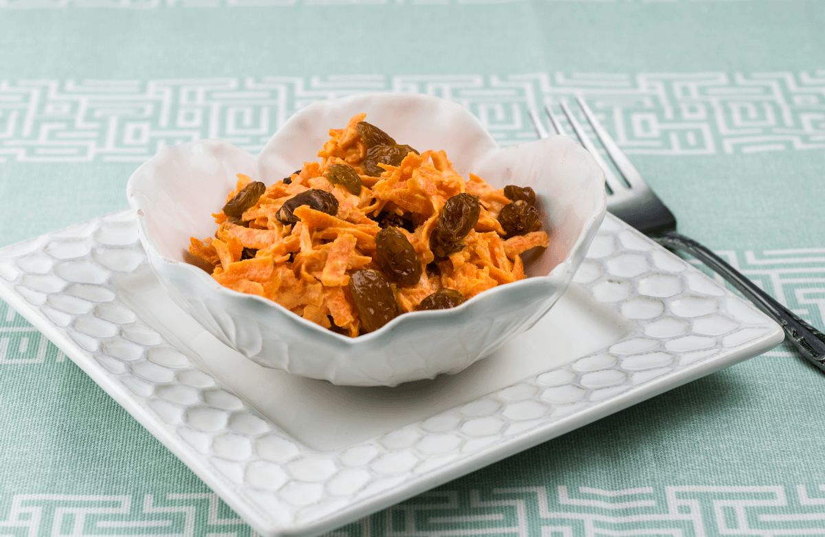 Carrot-Cranberry Salad