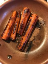 Carrot Hot Dogs, Insta-Pot