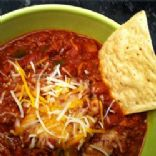 Cathy's Crockpot Chili