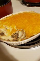 Cauiflower cottage pie