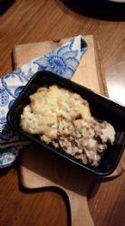 Cauliflower Cheeseburer Casserole