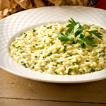 Keto Cauliflower Risotto