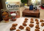 Cheerios Energy Balls