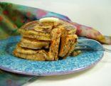 Chia Seed Carrot Cake Pancakes