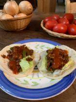 Chicken (ground) Taco Meat