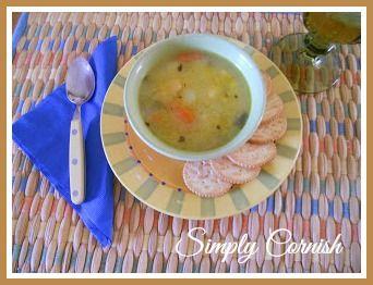 Chicken Leek Soup