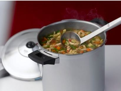 Chicken Noodle Soup - make with Pressure cooker