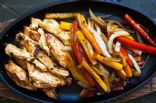 Chicken-Peppers- & Onion Fajitas