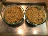 Z Chicken Pot Pie, SCD (2 servings)