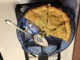 Chicken Pot Pie with a twist