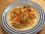 Chicken Rice Noodle Curry