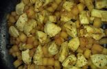 Chicken Rutabaga Hash