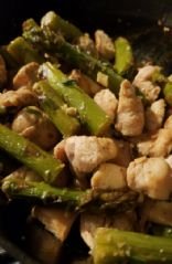 Chicken Stirfry with Cashews