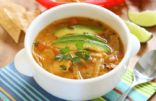 Chicken Tortilla Soup - No Beans