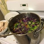 Super Veggie & Chicken Soup