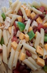 Chicken and Bean Pasta Salad
