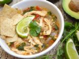 Chicken and Lime Soup by Budget bytes