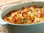 Chicken and Spaghetti Squash