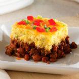 Chipotle Chili Cornbread Bake