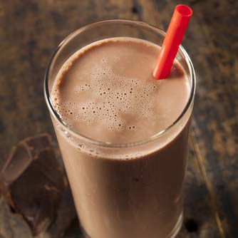 Atkins Chocolate Peanut Butter Smoothie