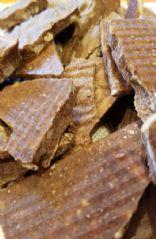 Chocolate Almond Bark: P3