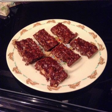 Chocolate Seed & Nut Protein Bars