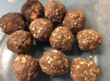 Chocolate Shakeology energy balls