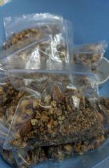 Chocolate granola nut mix